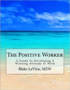 The Positive Worker Cover